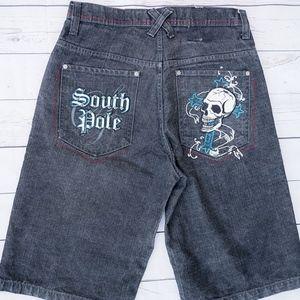 Other - ☠️Men's South Pole Skull Shorts
